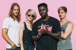 Bloc Party in de AFAS Live