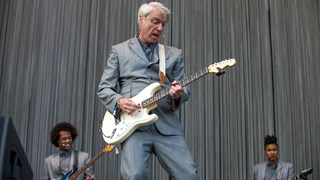 David Byrne in de AFAS Live